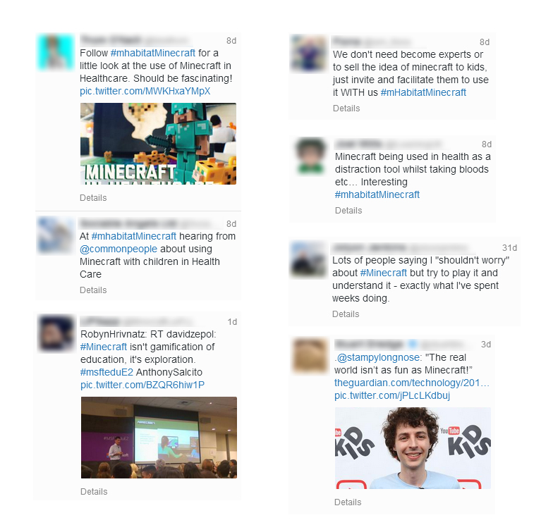 Tweets - WorldOfBoardCraft